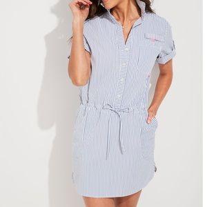 Vineyard Vines -Harbor Shirt Dress Cover Up